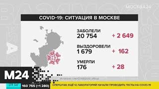 Больше половины заболевших коронавирусом переносят инфекцию без симптомов - Москва 24