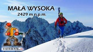 Mała Wysoka / Obłazowa Przełęcz / Skitury / Tatry