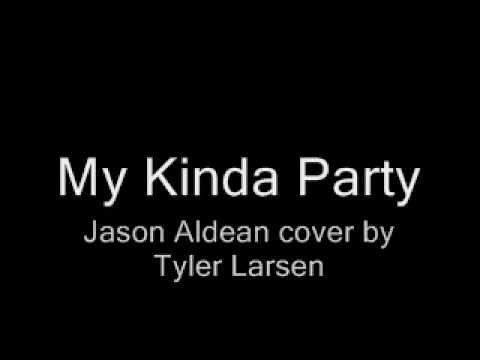 My Kinda Party by Tyler Larsen (Jason Aldean cover)