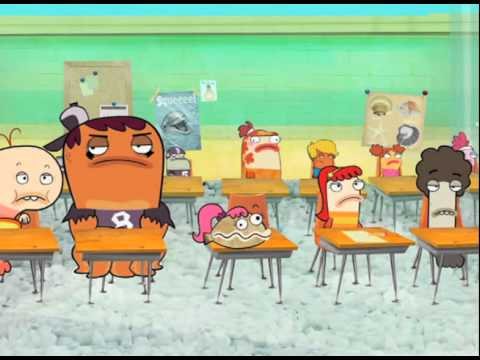 Fish Hooks - High School Intro   Official Disney Channel Africa