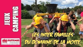 Les Inter Familles du domaine de la Motte