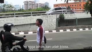 "Minta Digampar (season 2)-eps ""Motor Lawan Arah"""