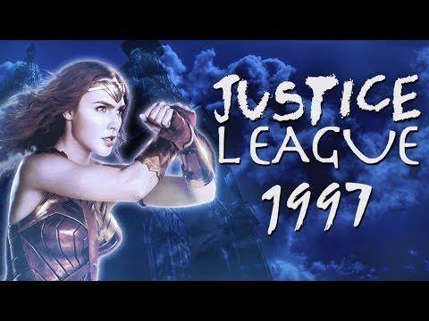 Justice League Recut - 1997 Trailer (Nerdist Presents)