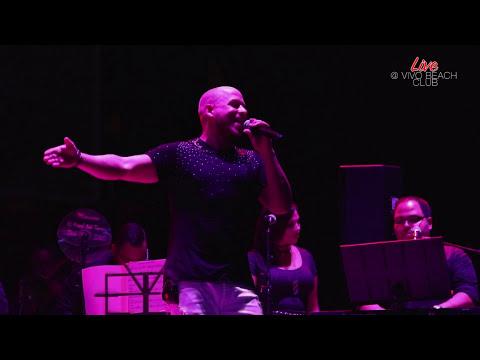 Marc Anthony -Tu Amor Me Hace Bien Live !!! by (LUVA)
