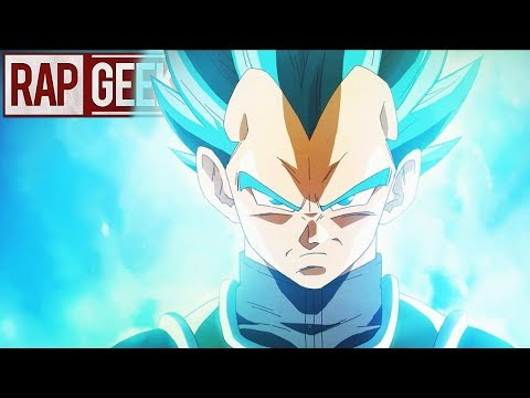 "RAP Anime #53 | Vegeta Parte 2 ( Dragon Ball Super) ""FULL POWER"" | Yuri Black | Beat: Sidney Sccacio thumbnail"