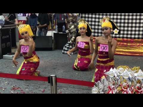 Tari Tenun - Sanggar Tari Bali Kencana Indah BSD