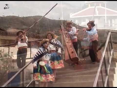 CHICAS PRIMOROSAS - TAYACAJA HVCA Julia Y Yovana Huanay Jacobe,  SANTIAGO DE TUCUMA