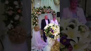 50 лет вместе/ золотая свадьба
