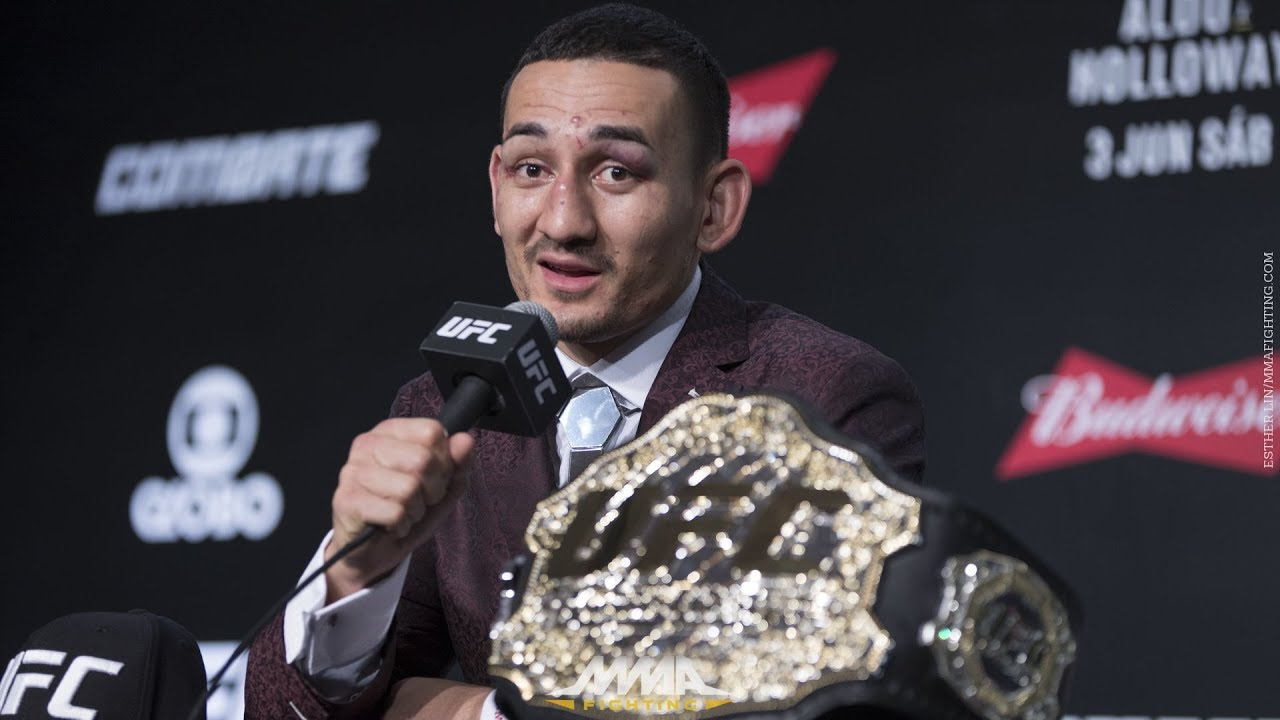 UFC 212: Max Holloway says Conor McGregor can 'come beg me to fight now'