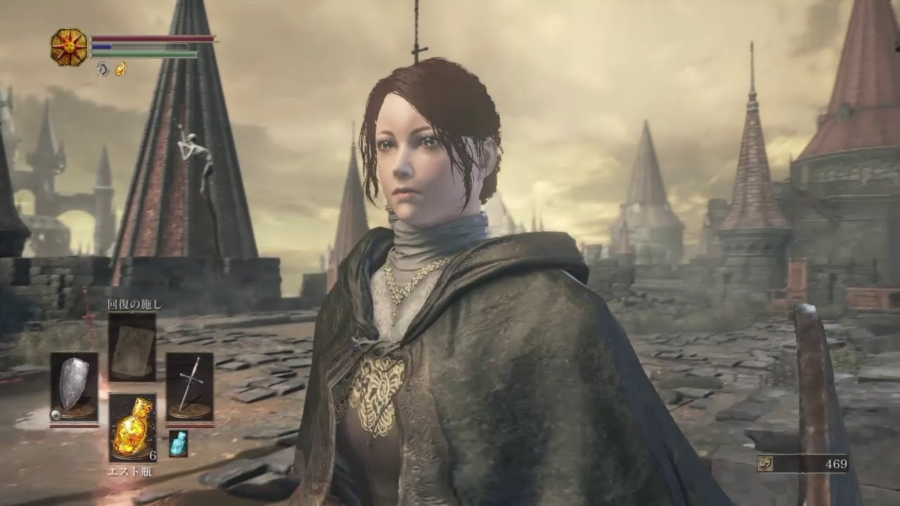 how to build a character in dark souls 3