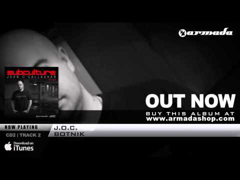 John O'Callaghan - Subculture 2010 - OUT NOW!