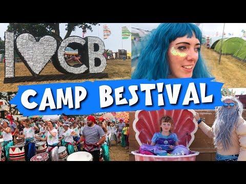 STORMY SEAS AT CAMP BESTIVAL 2018 - Dear Mummy Vlog Mp3