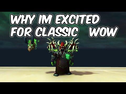 Why I'm Excited For Classic WoW - Demonology Warlock PvP - WoW BFA 8.1.5