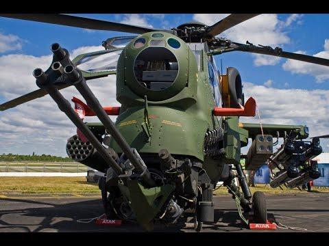 T-129 ATAK Helikopterinin Fırtınalı Hikayesi