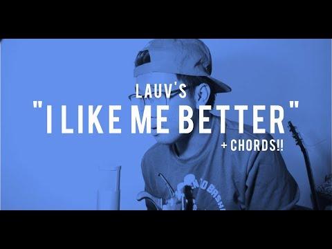 I LIKE ME BETTER - Lauv (Cover) + UKULELE CHORDS!!