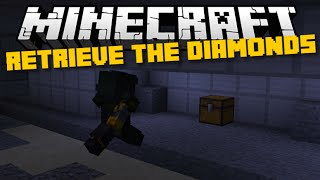 Minecraft: RETRIEVE THE DIAMONDS - Custom NPCs (Minecraft Movie Animation)