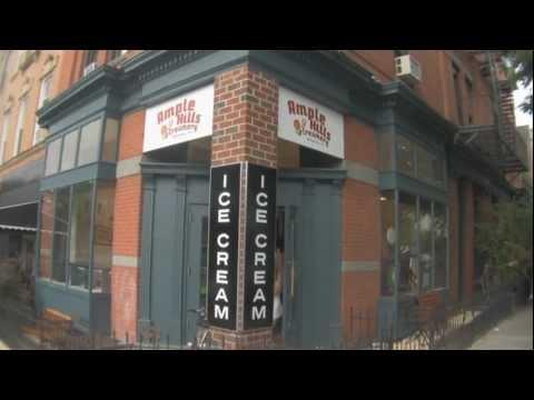The Ice Cream Bloke - Ample Hills Creamery, Brooklyn NY
