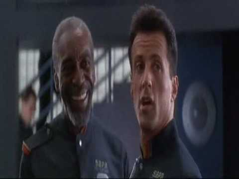 Demolition Man - Language Violation