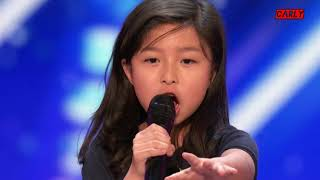 celine tam / got talent america ( HD ) 2017 sub