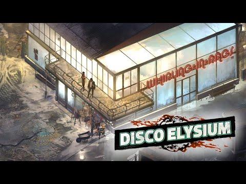 DISCO ELYSIUM - Release Gameplay Trailer (new Detective Rpg Game)