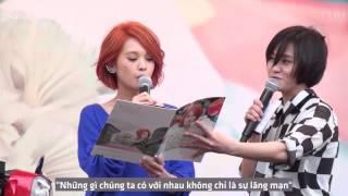 [Vietsub]Rainie Yang 楊丞琳 - Hạnh phúc không được chúc phúc   不被祝福的幸福