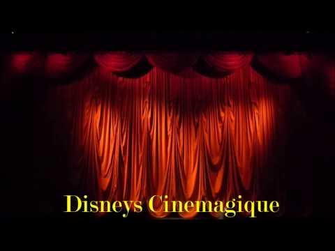 Cinemagique Show in 03/2017 Disney Studios Paris 2017 DLRP