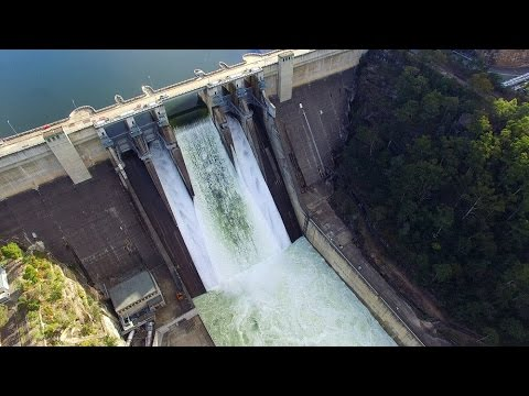 Warragamba Dam Spill Over 27/08/2015