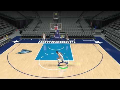 NBA 2K17: Dallas Mavericks Myleague Episode 1: Roster overview