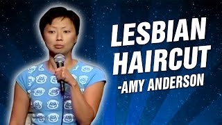 Video Amy Anderson : Lesbian Haircut | (Stand Up Comedy) download MP3, 3GP, MP4, WEBM, AVI, FLV Mei 2018
