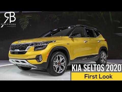 Kia Seltos 2020 First Look In Pakistan Youtube
