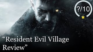 Resident Evil Village Review [PS5, Series X, PS4, Xbox One, Stadia, & PC] (Video Game Video Review)
