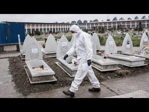 Таджикистан уходит на карантин