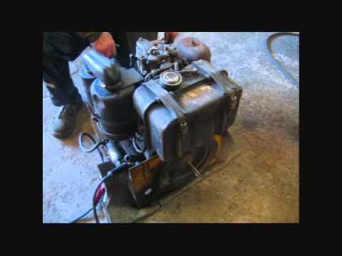 hatz e780 diesel engine youtube. Black Bedroom Furniture Sets. Home Design Ideas