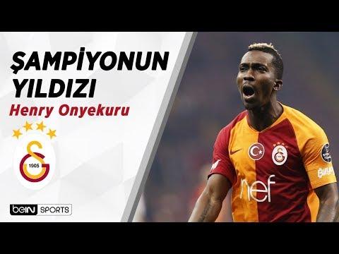 Şampiyonun Yıldızı: Henry Onyekuru