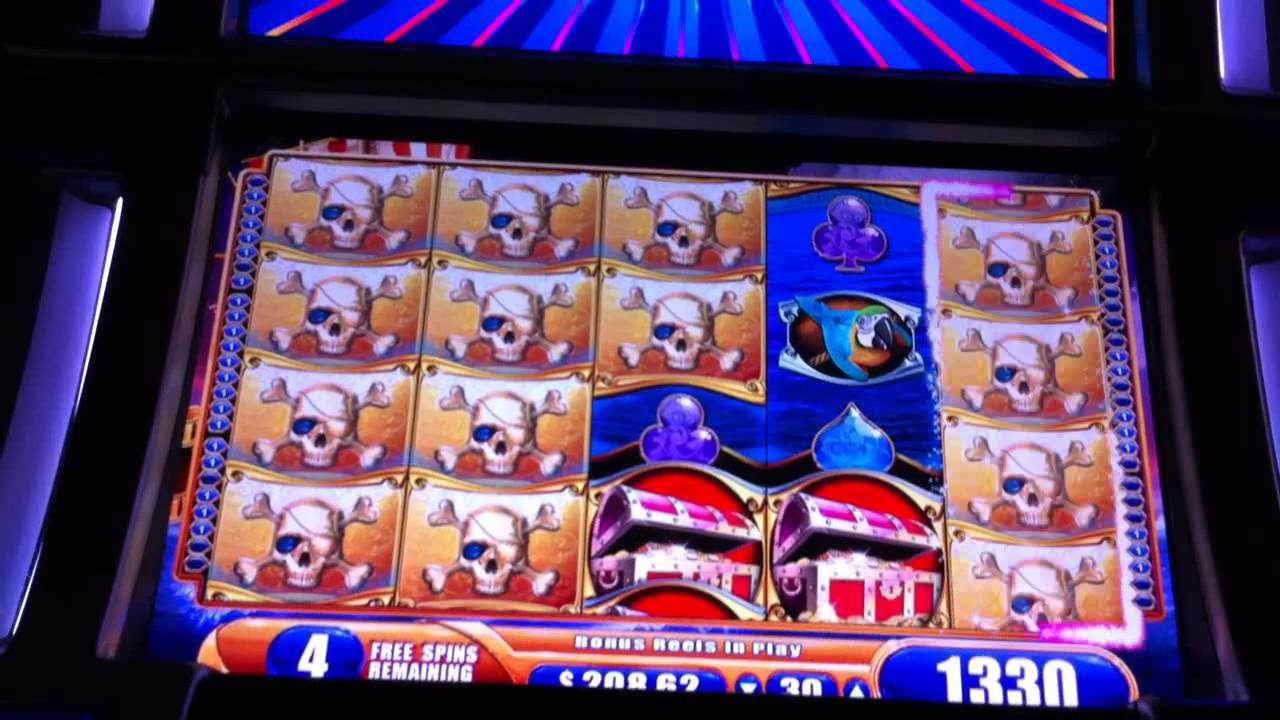 Casino Games With Bonus Rounds