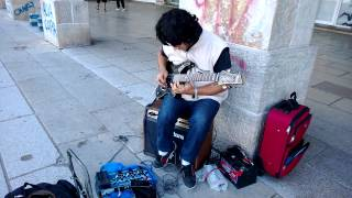 Damián Salazar-Sweet child o´ mine,en Mar del Plata 25/02/...