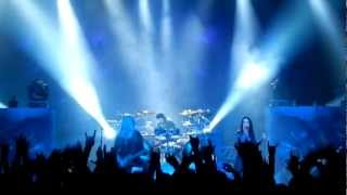 NIGHTWISH 15 Марта 2012 Крокус Сити Холл