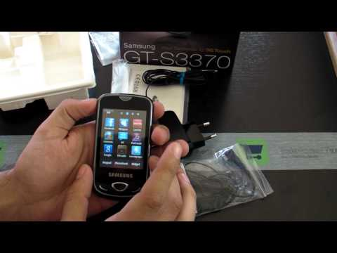 Samsung S3370 Review HD ( in Romana ) - www.TelefonulTau.eu -