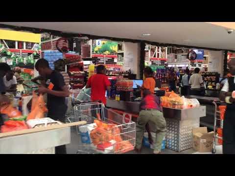 Swart Vrydag  in Windhoek