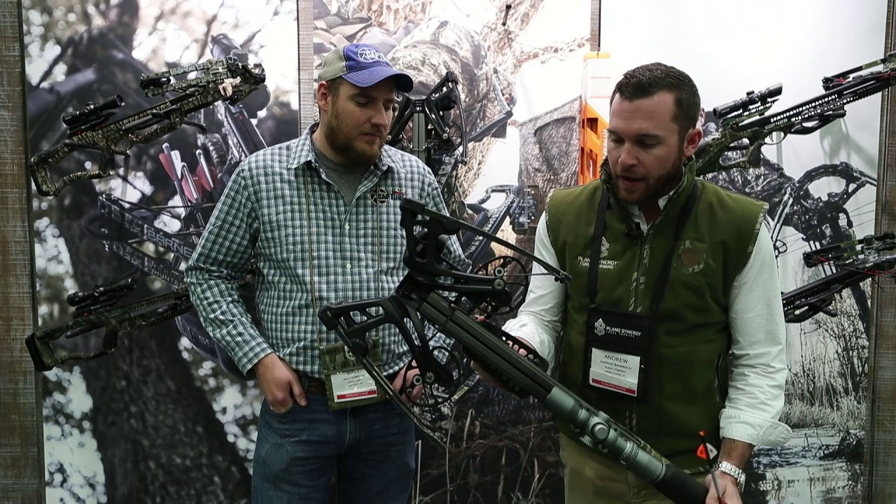 NEW Barnett Crossbows - ATA Trade Show 2019