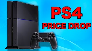 PS4 Price Cut... NEXT MONTH!?