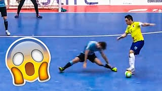TOP 100 HUMILIATING SKILLS IN FOOTBALL (CRAZY SKILLS)