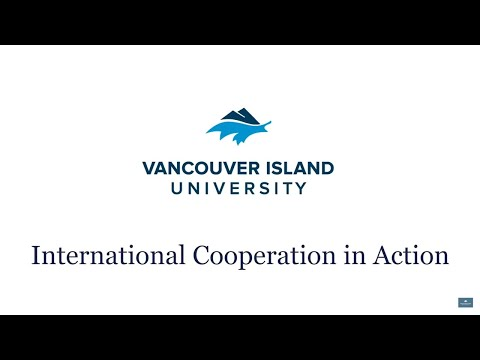 International Cooperation at VIU