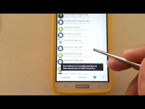 LG G Pro Lite instalar ajustes G4 V2.0