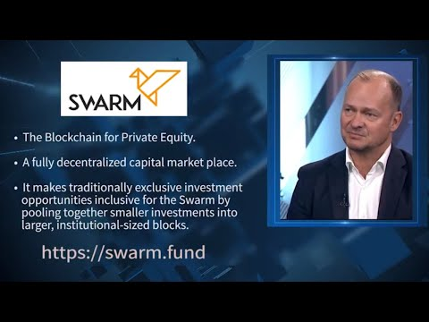 Swarm Fund | The Blockchain for Private Equity | Timo Lehes