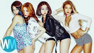 Video Top 10 Girl Groups in K-Pop download MP3, 3GP, MP4, WEBM, AVI, FLV Agustus 2017
