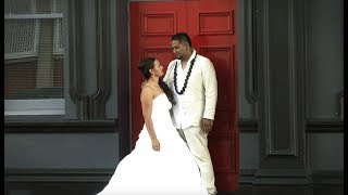 The Wedding Of  RAPLH & KIRBY GISBORNE