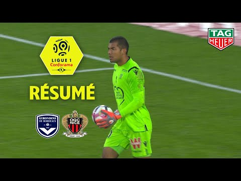 Girondins De Bordeaux - OGC Nice ( 0-1 ) - Résumé - (GdB - OGCN) / 2018-19