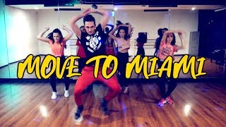 MOVE TO MIAMI - Enrique Iglesias ft. Pitbull DANCE VIDEO | Andrew Heart choreography