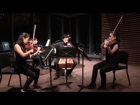 UChicago Chamber Music Showcase - Winter 2016